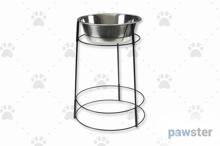 Ethical Pet Hi-Rise Single Diner Pet Dish