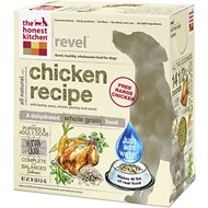 best low residue dog food