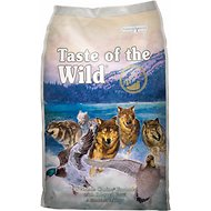 Taste of the Wild Wetlands Canine Formula with Roasted Fowl