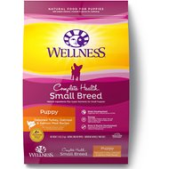 Wellness Complete Health Small Breed Puppy